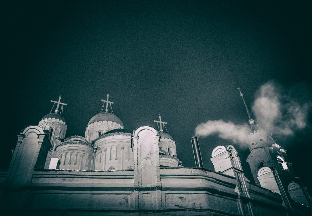 Однажды вечером во Владимире 09