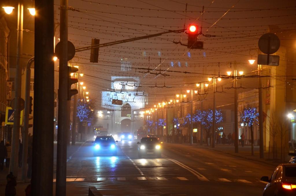Осенний туман во Владимире 03