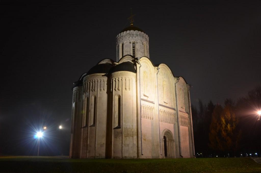 Осенний туман во Владимире 06