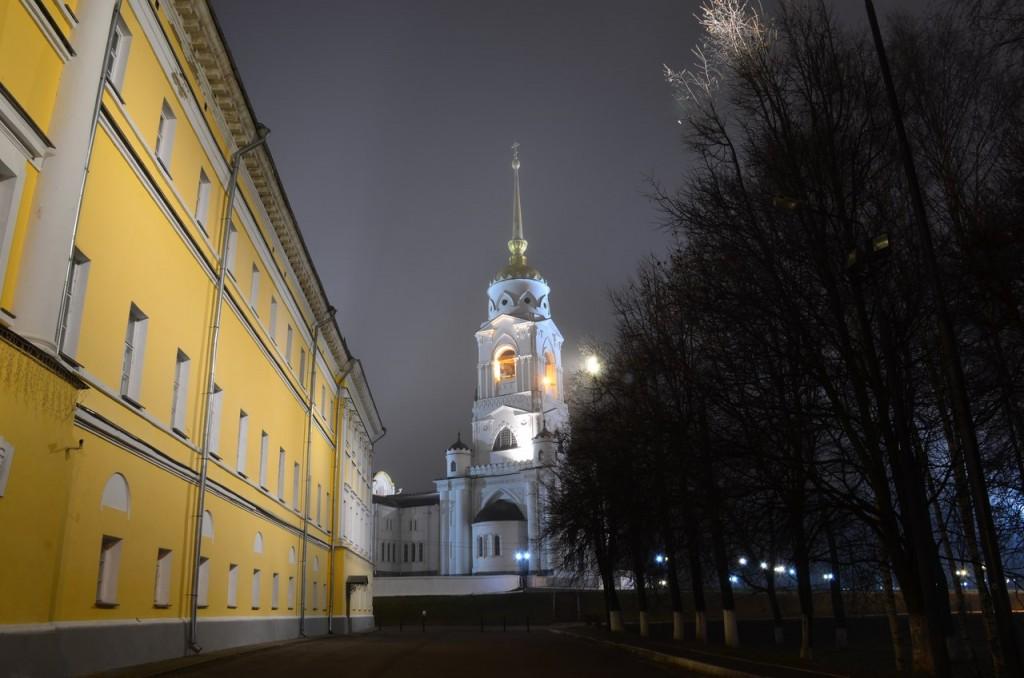 Осенний туман во Владимире 09