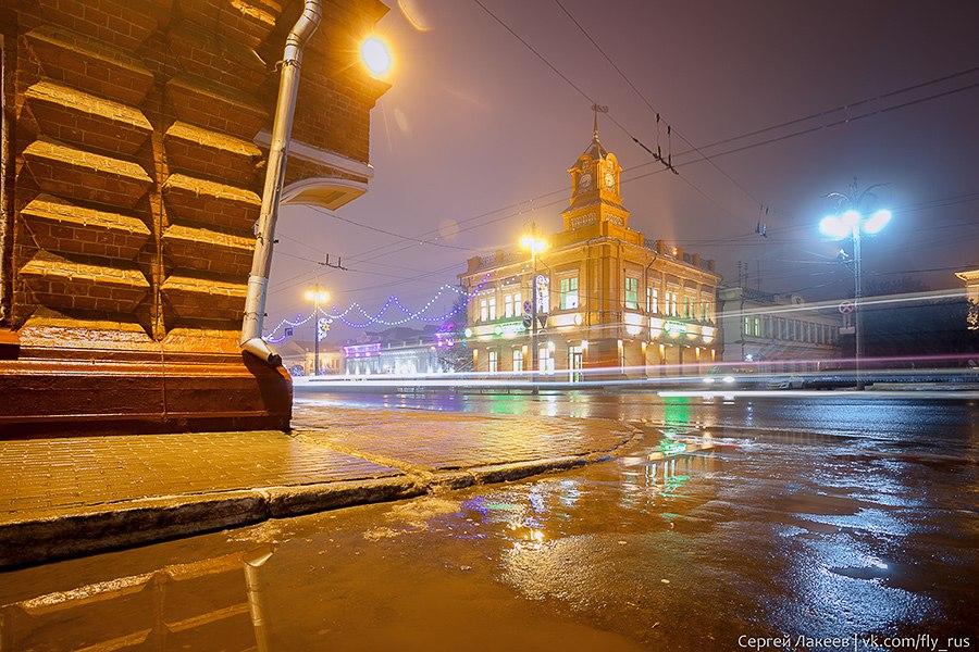 О том как Владимир готовится к Новому Году 05