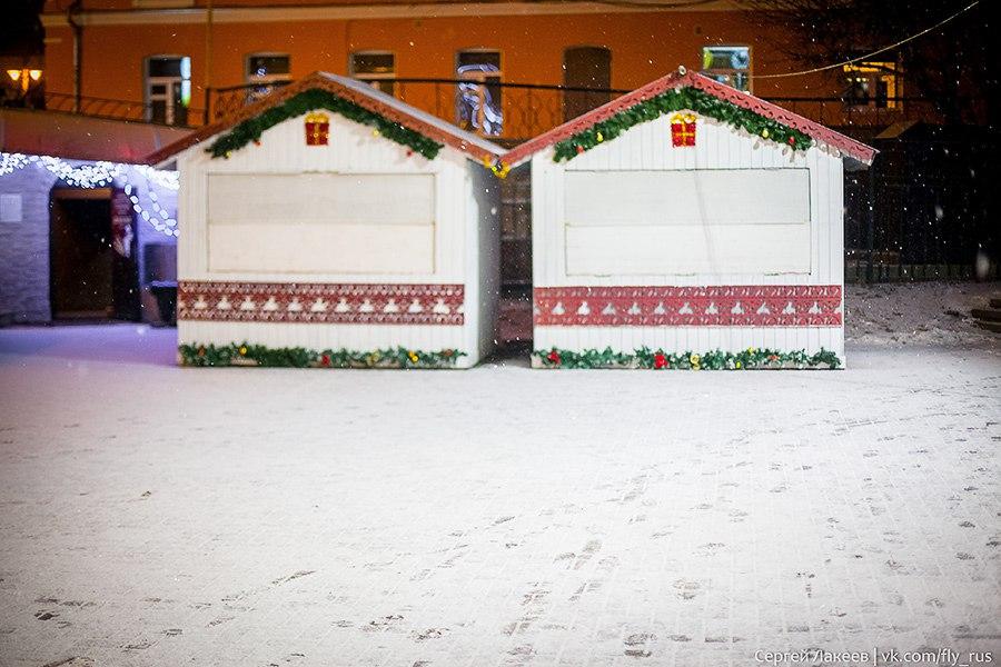 Предновогодний Владимир (2015-2016) 12