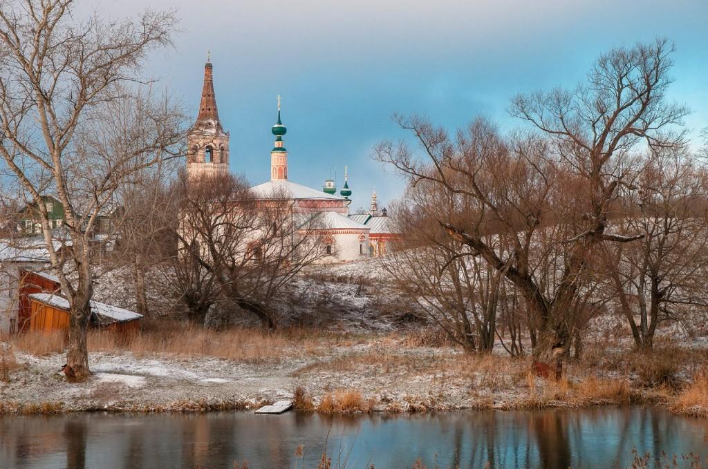 Припорошен город снегом, ч. 1 02
