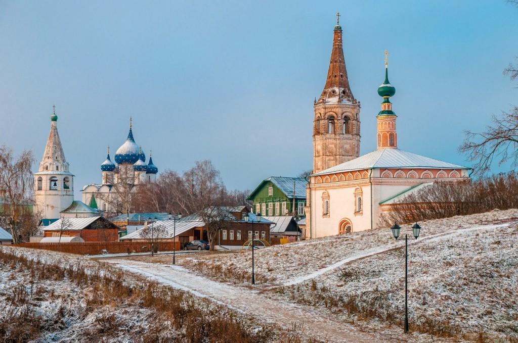 Припорошен город снегом, ч. 1 03