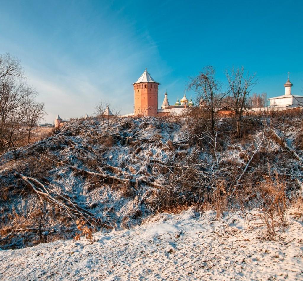 Припорошен город снегом, ч. 1 04
