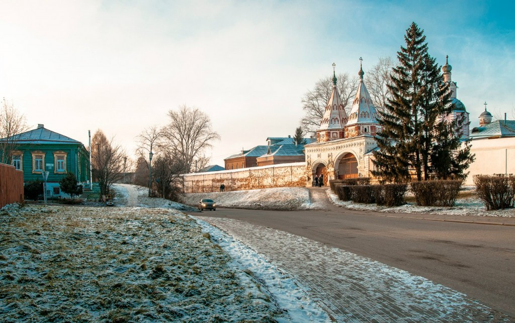 Припорошен город снегом, ч. 1 05