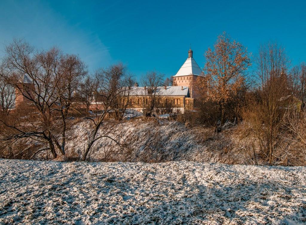 Припорошен город снегом, ч. 2 01