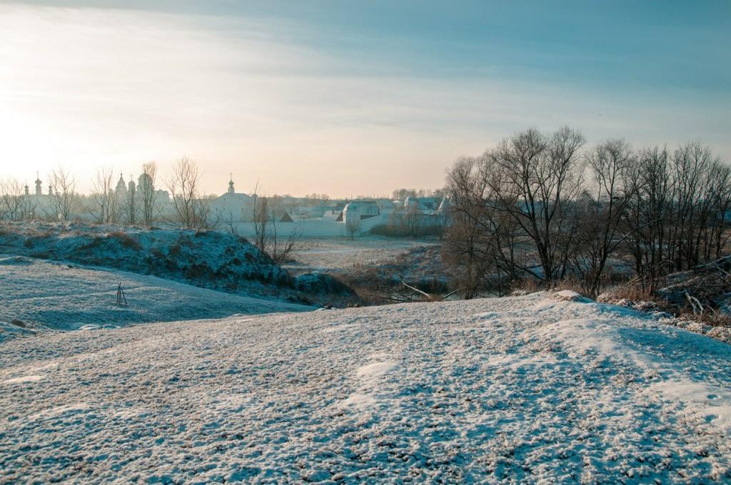 Припорошен город снегом, ч. 2 08