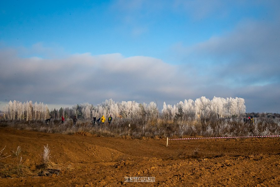 Прогулка по окрестностям Владимира в заснеженную пору 03