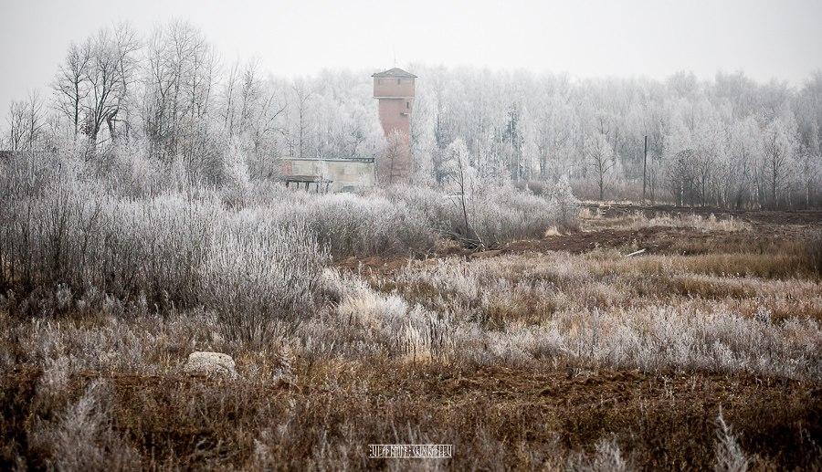 Прогулка по окрестностям Владимира в заснеженную пору 07