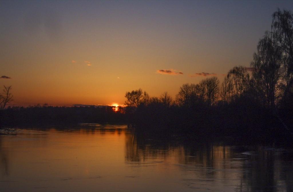 Река Клязьма 01
