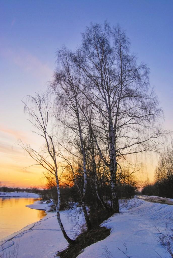 Река Клязьма 02