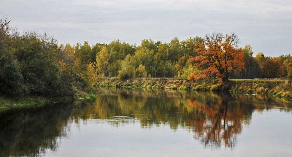 Река Клязьма 07