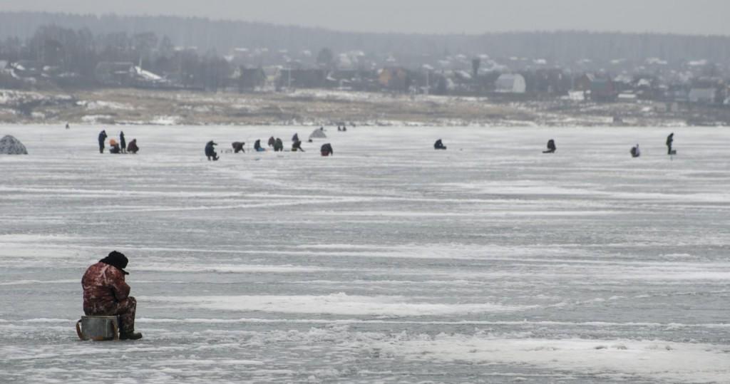Рыбалка в Кольчугино