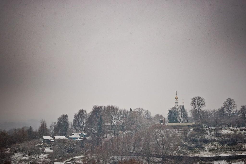 Снегопад во Владимире 06