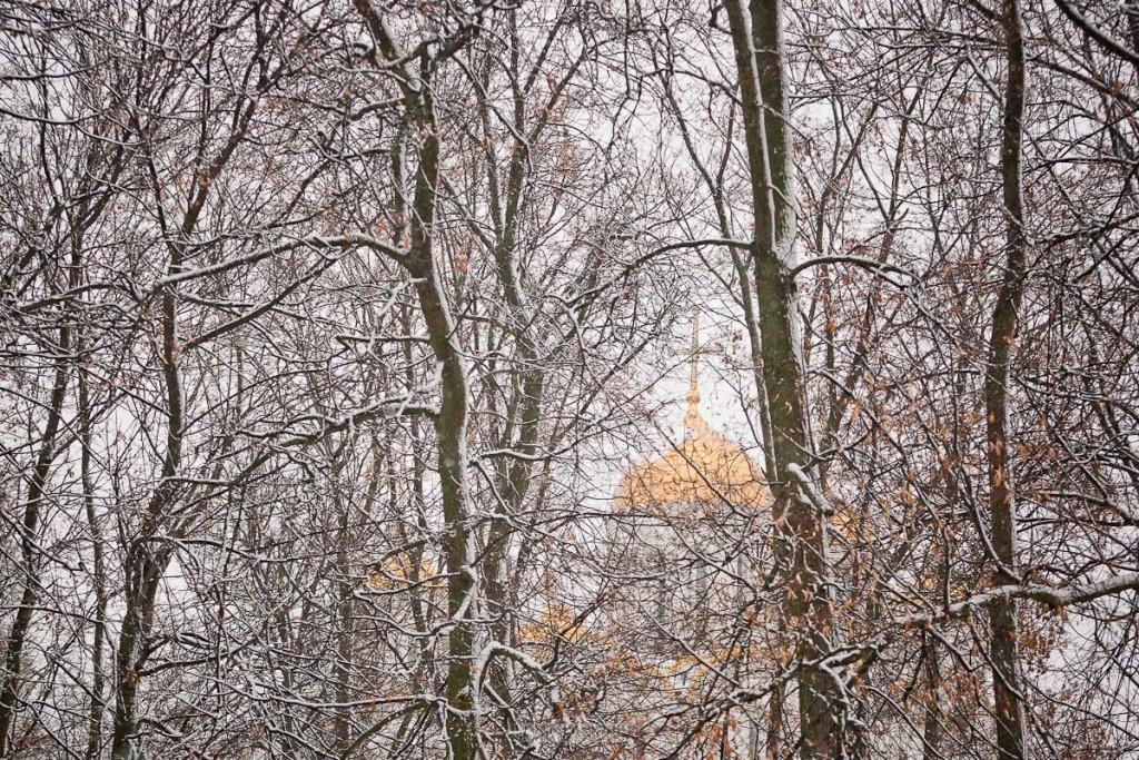 Снегопад во Владимире 07