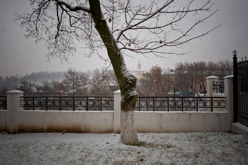 Снегопад во Владимире 08