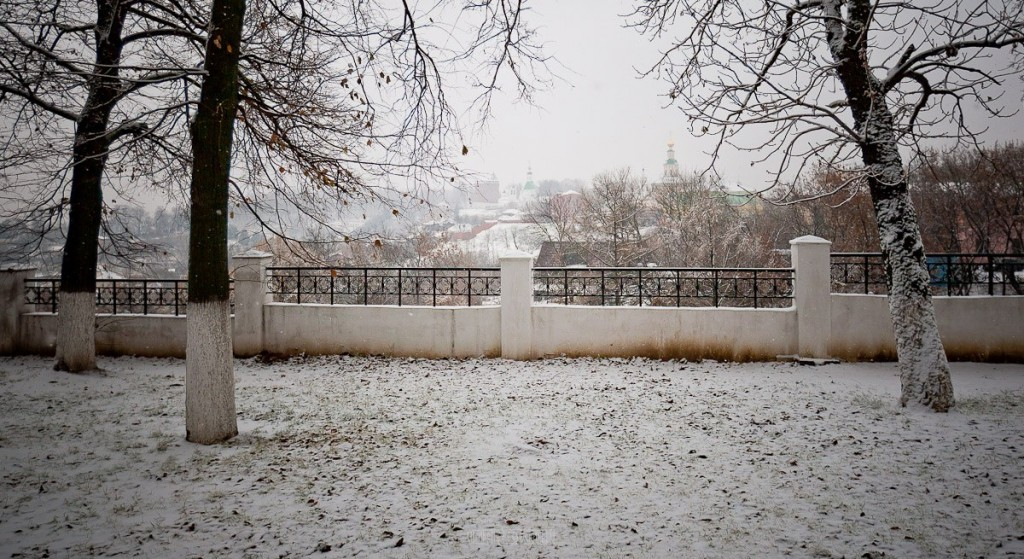 Снегопад во Владимире 09