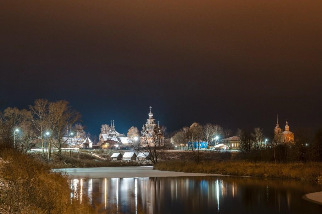 Суздаль в ноябре от Бориса Пучкова 08