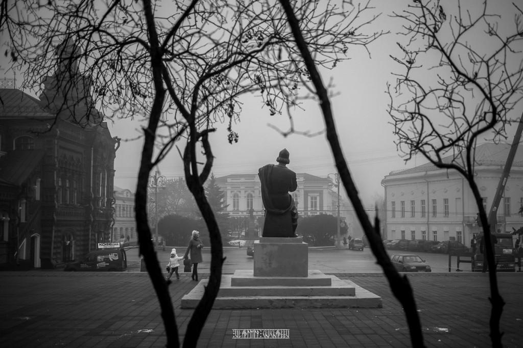 Туманный ноябрь 2015 от Владимира Чучадеева 07