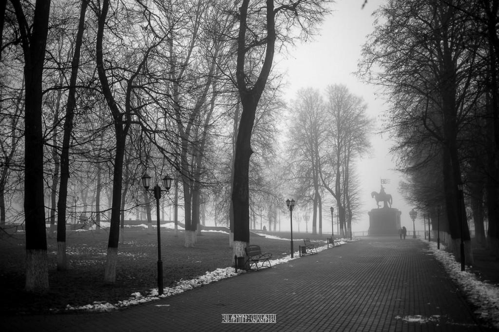 Туманный ноябрь 2015 от Владимира Чучадеева 10