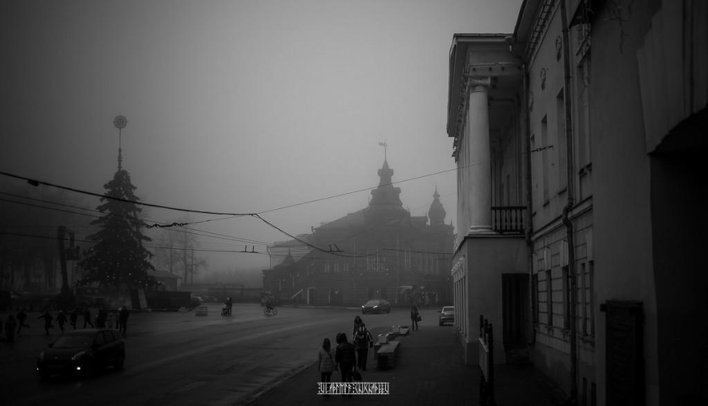 Туманный ноябрь 2015 от Владимира Чучадеева 26