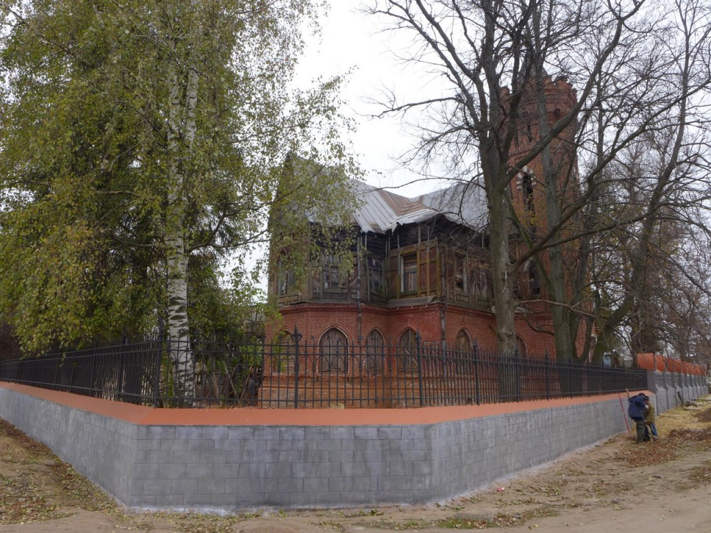 Усадьбу Сенькова в Вязниках планируют восстановить за пятилетку 03