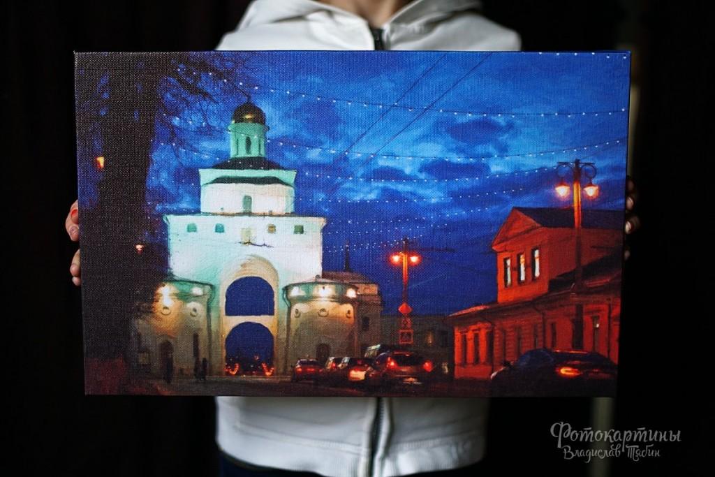 Фотокартины Владимира и Суздаля 05