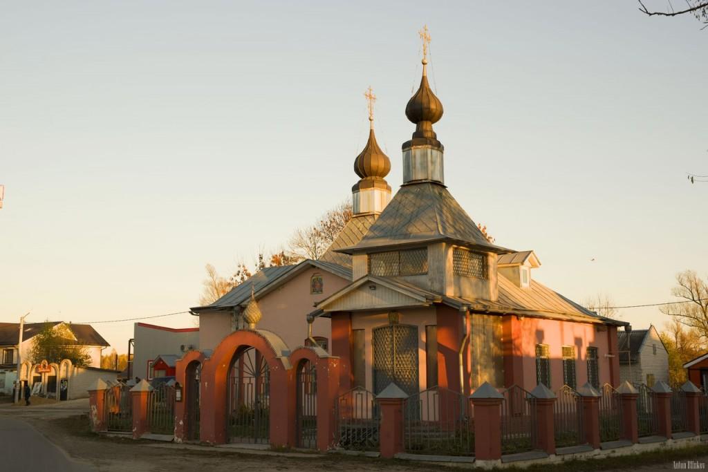 Церковь Богоматери Достойно Есть, п. им. Воровского, Судогодский р-н