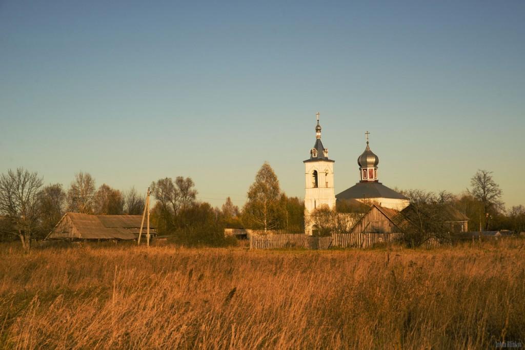 Церковь Параскевы Пятницы, с. Губцево, Гусь-Хрустальный р-н. 02