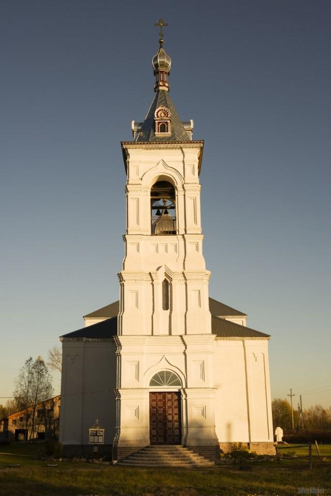 Церковь Параскевы Пятницы, с. Губцево, Гусь-Хрустальный р-н. 03