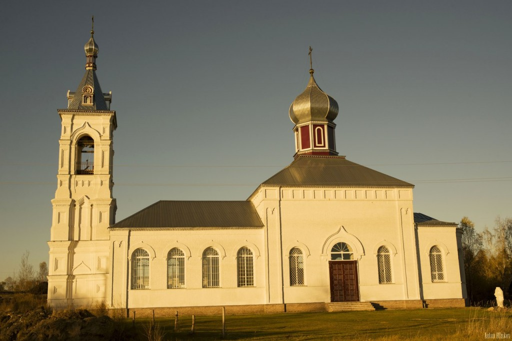 Церковь Параскевы Пятницы, с. Губцево, Гусь-Хрустальный р-н. 04