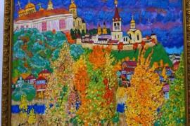Юбилейная выставка Валерия Кокурина