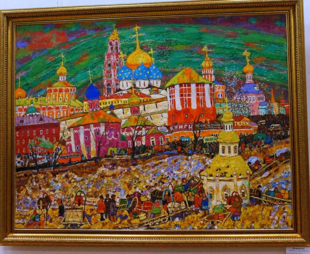 Юбилейная выставка Валерия Кокурина 02
