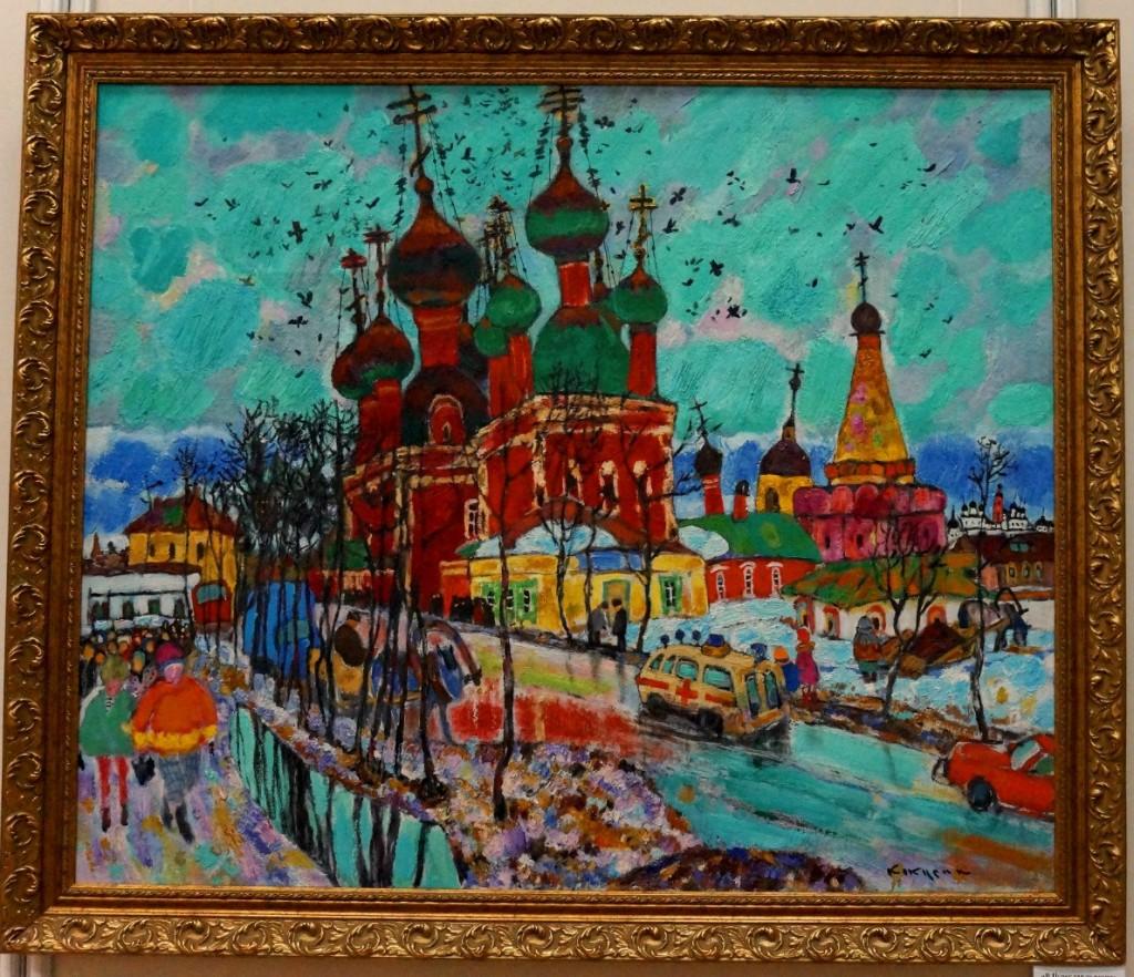 Юбилейная выставка Валерия Кокурина 03