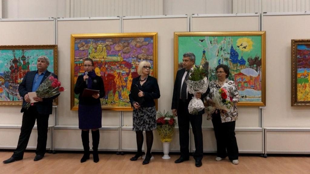 Юбилейная выставка Валерия Кокурина 04