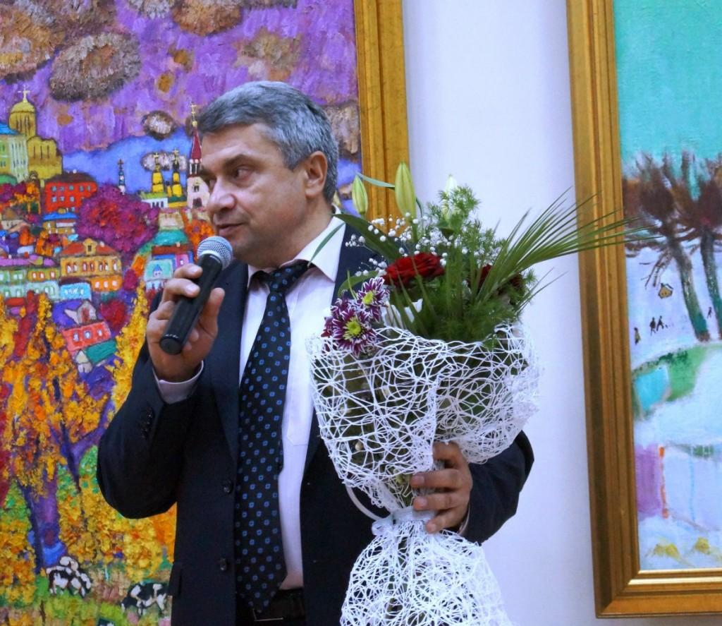 Юбилейная выставка Валерия Кокурина 06