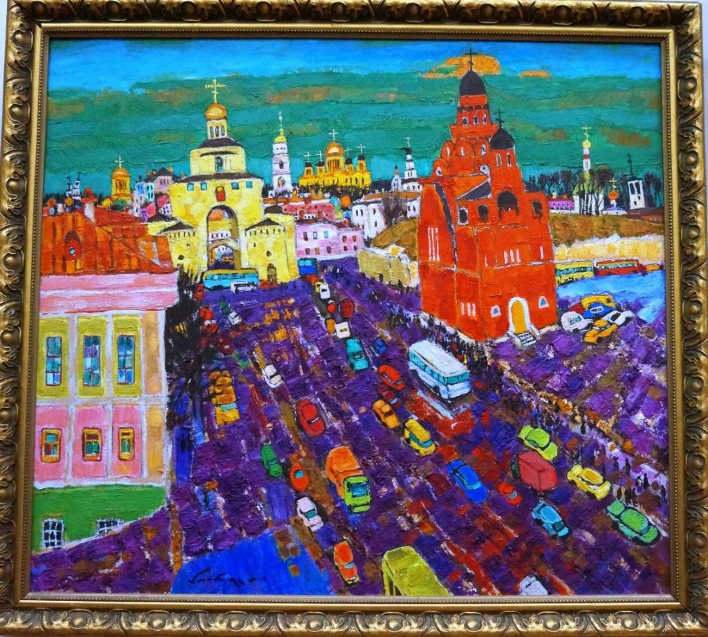 Юбилейная выставка Валерия Кокурина 10