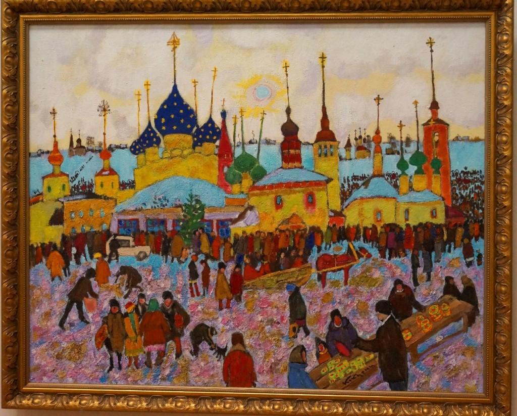 Юбилейная выставка Валерия Кокурина 11