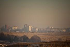 Осенняя панорама Владимира