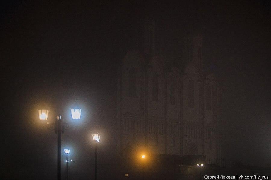 2015 - 2016 Предновогодний Владимир от Сергея Лакеева 06