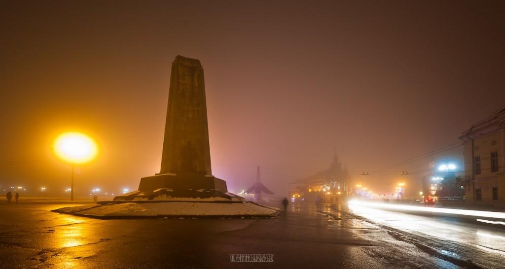 2015_11_20 Туман во Владимире 11