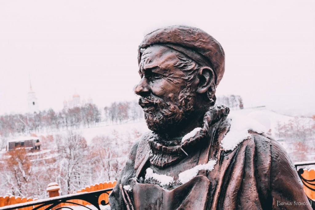 30.10.2015 Снежный октябрь во Владимире 05