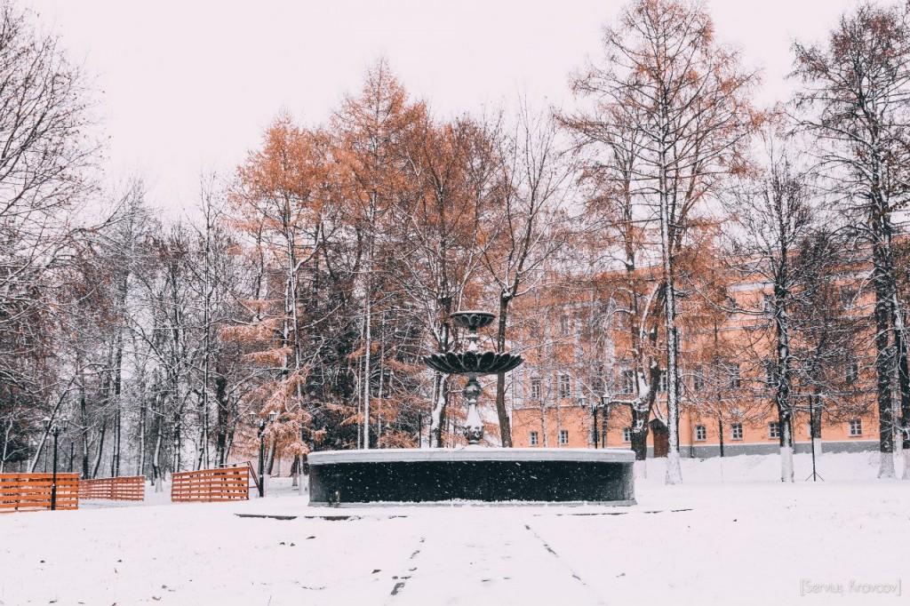 30.10.2015 Снежный октябрь во Владимире 08