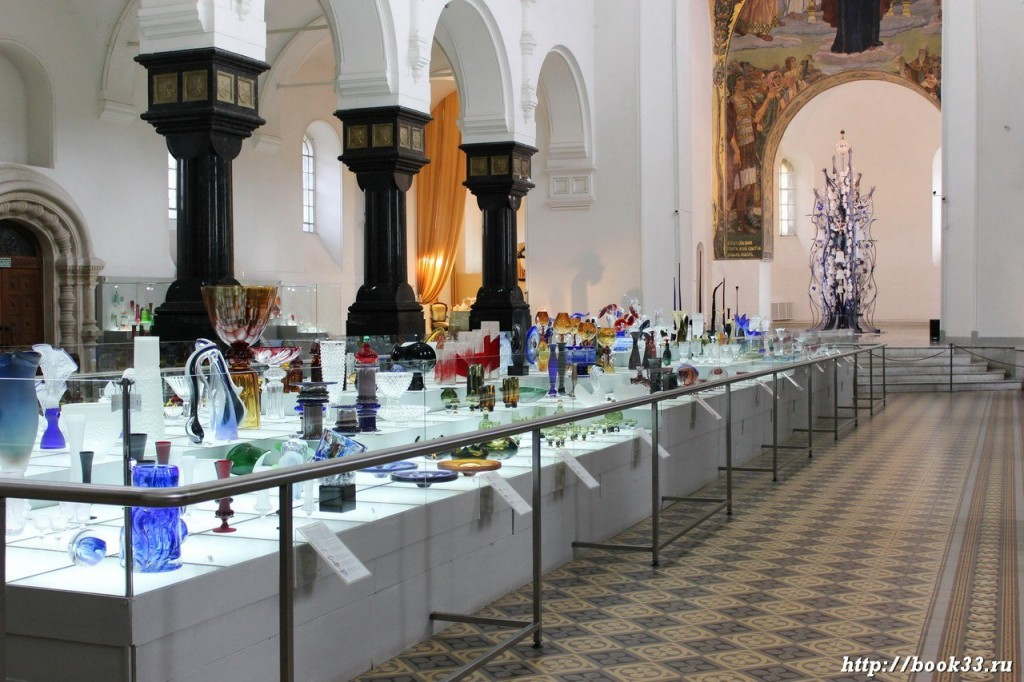 Будущее музея хрусталя