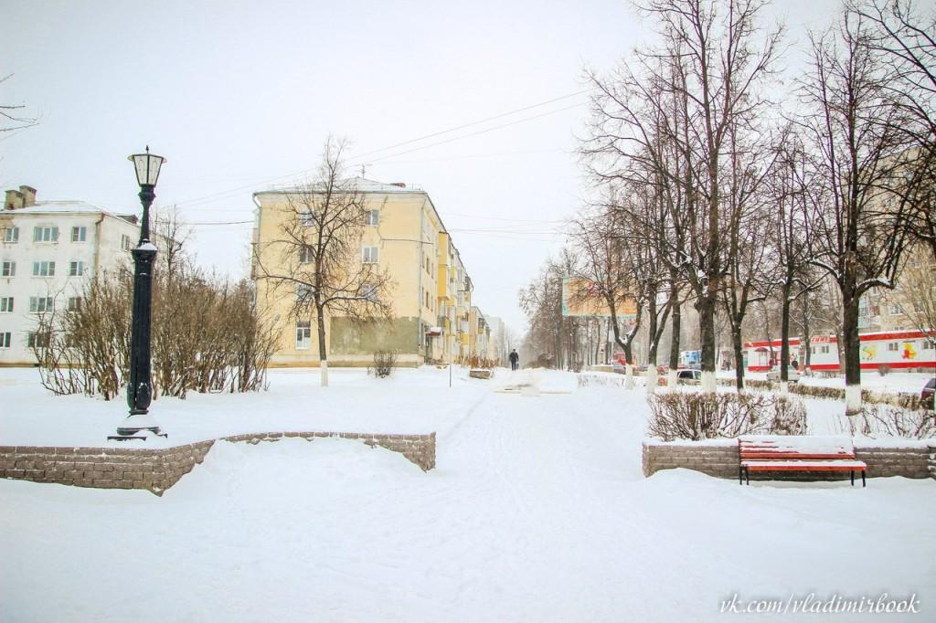 Вербовский, Ленинградская улица