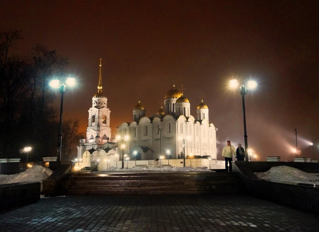 Вечерний Владимир, зима 01