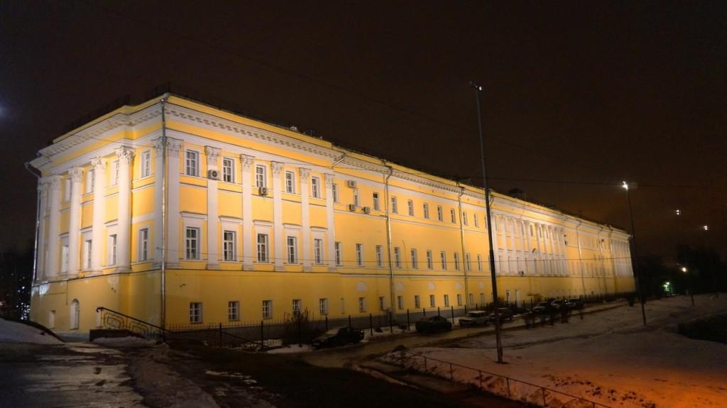 Вечерний Владимир, зима 03