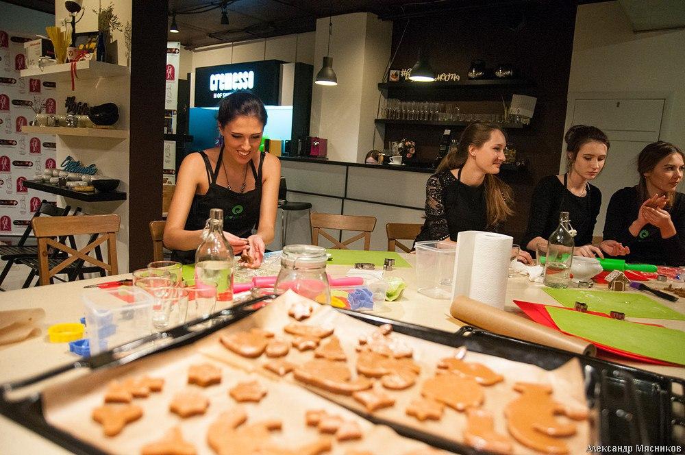 Владимирская красавица на кухне 16