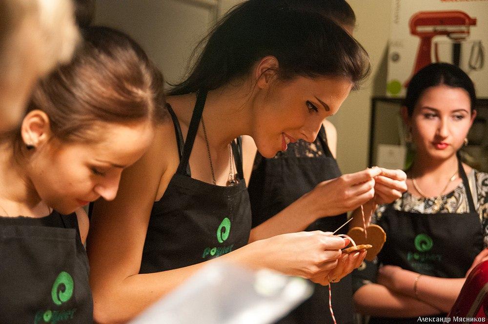 Владимирская красавица на кухне 19